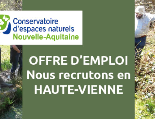 Offre d'emploi – un(e) agent d'accueil du public / animateur-trice nature – Tourbière des Dauges (87)