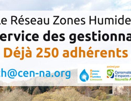Une exposition pour expliquer le Réseau Zones Humides (RZH)