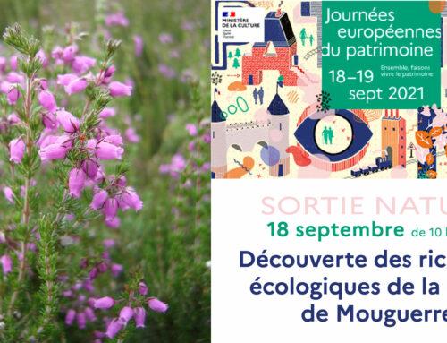Samedi 18/09/2021 de 10h à 12h –  Landes de la Croix de Mouguerre (Mouguerre, 64)