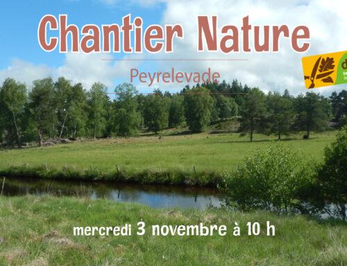 Mercredi 03/11/2021 de 10h à 16h – Chez un adhérent du Réseau Zones Humides (Peyrelevade, 19)