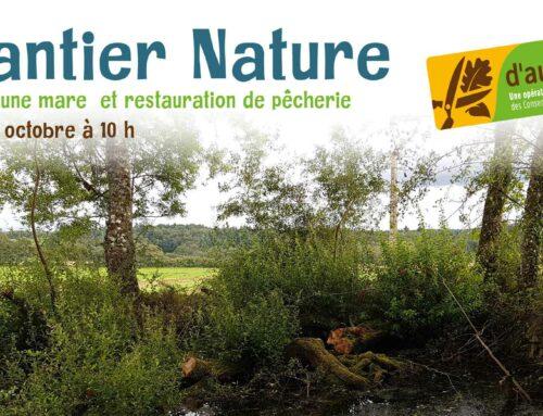 Mardi 26/10/2021 de 10h à 16h – Chez un adhérent du Réseau Zones Humides (Feytiat, 87)